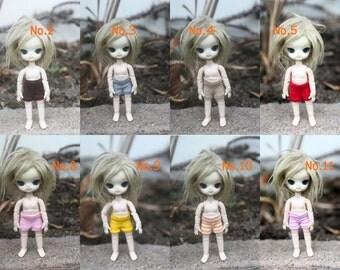 Shorts for Pukipuki / Obitsu 11 cm