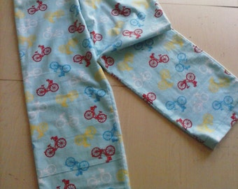 ladies bicycle pajama pants