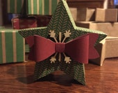 3-D Boxes – Christmas Décor – Tree, wreath, mantel, shelf décor