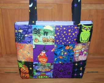 Halloween Purse and Organizer