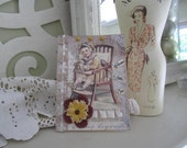 New Baby Card - Welcome New Baby Girl