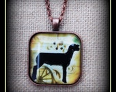 Show Sheep/Lamb Pendant