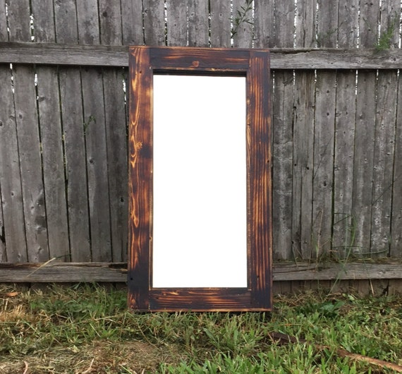 Rustic medicine cabinet bathroom vanity mirror chest for Rustic vanity mirrors for bathroom