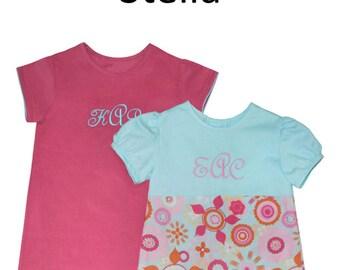 Children's Corner Sewing Pattern Stella Sizes 3-6