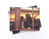 8x8 inch Custom Photo Finish Digital Photo Wedding Album