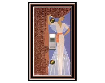 Curtains Ideas art deco curtains : Behind the curtain | Etsy