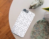 Dalmatian Geometry - iPhone Case + iPod Touch