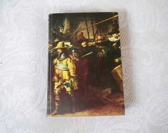 "Vintage 1939 ""The Life of Rembrandt Van Rijn"" Heritage Club Illustrated"