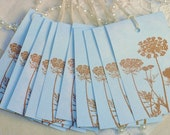 Vintage Inspired Queen Annes Lace Tags Wedding Bridal Shower Baby Shower Store hang or Price Tags