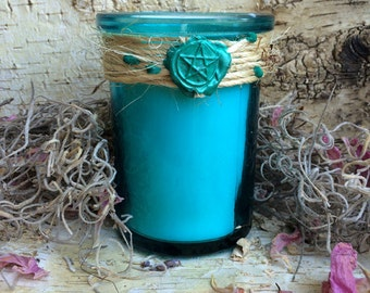 Rita's Witches Aromaspa™ Candles - OASIS - Santuary, Refuge in Routine