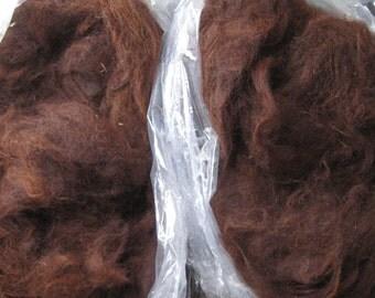 Alpaca Cloud Fiber 1/2 pound, medium grade