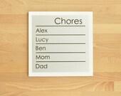 Family Chart Mini