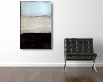 Custom Extra Large Textured Abstract Painting