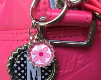 Lunchbox Tag, Personalized I.D. Tag, Backpack Tag, Gym Bag Tag, Back to school ID