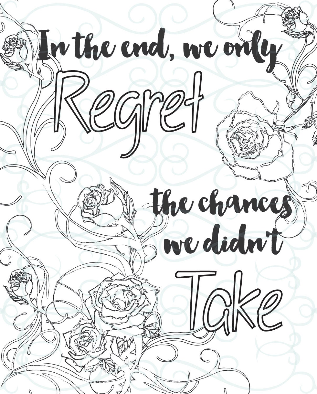 Inspirational coloring pages printable -  Zoom