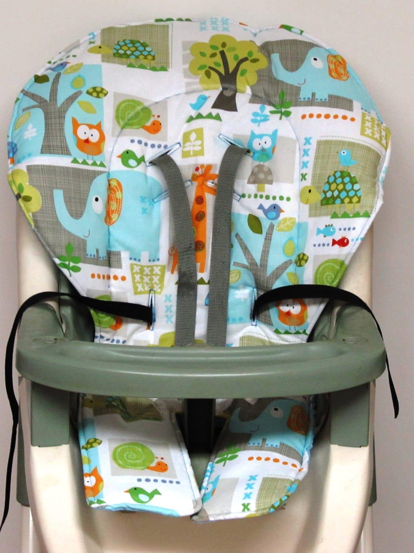 Custom High Chair Covers