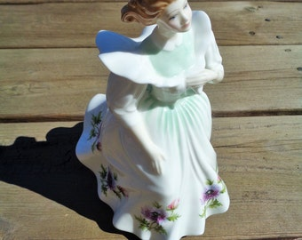 1988 Royal Doulton Figure of The Month March HN2707
