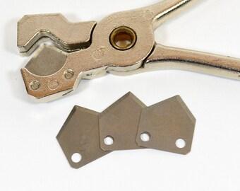 Spare Blades for Regaliz Precision Leather Cutter