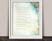 Spiritual Native American Prayer Mystical Art Style Print