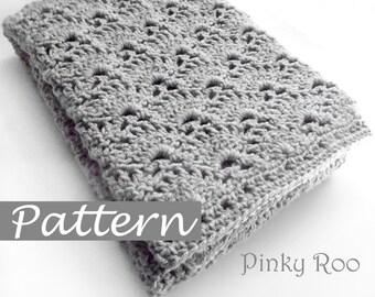 PDF Pattern for Zoe's baby Blanket