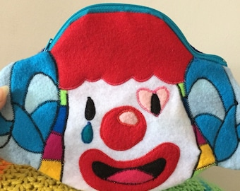 Pietro the Sheep Villager Animal Crossing Pouch