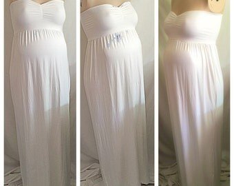 Party Dresses for Maternity Reveal