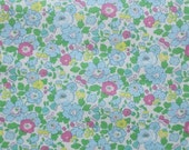 Liberty tana lawn printed in Japan - Betsy Ann - C