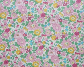 Liberty tana lawn printed in Japan - Betsy Ann - A