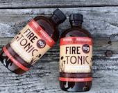 FIRE TONIC no.9 | Garlic| Ginger | Tumeric | Farm | Food | Health