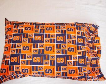 Syracuse University Pillowcase