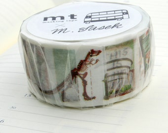 This is New York 2015 New washi tape Mt  23mm x 10M washi masking tape Summer 2015