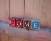 Wooden letter blocks-name blocks, baby name blocks, childrens letter blocks, children's name blocks, personalized blocks
