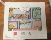 Becky Higgins Project Life 1/4  Partial Core Kit - SWEET edition - 154 cards - New release
