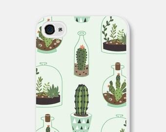 iPhone 5c Case - iPhone 6 Plus Case - Samsung Galaxy S5 Case - Samsung Galaxy S6 Case - iPhone 6 Case - iPhone 5s Case - Cactus Succulent