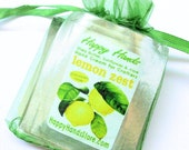8 Fragrance JUICY FRUITS Sampler Happy Hands Hand Cream for Knitters Scented Shea Butter Hand Lotion Assortment
