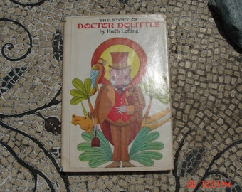 The Story of Doctor Dolittle by Hugh Lofting - 1948