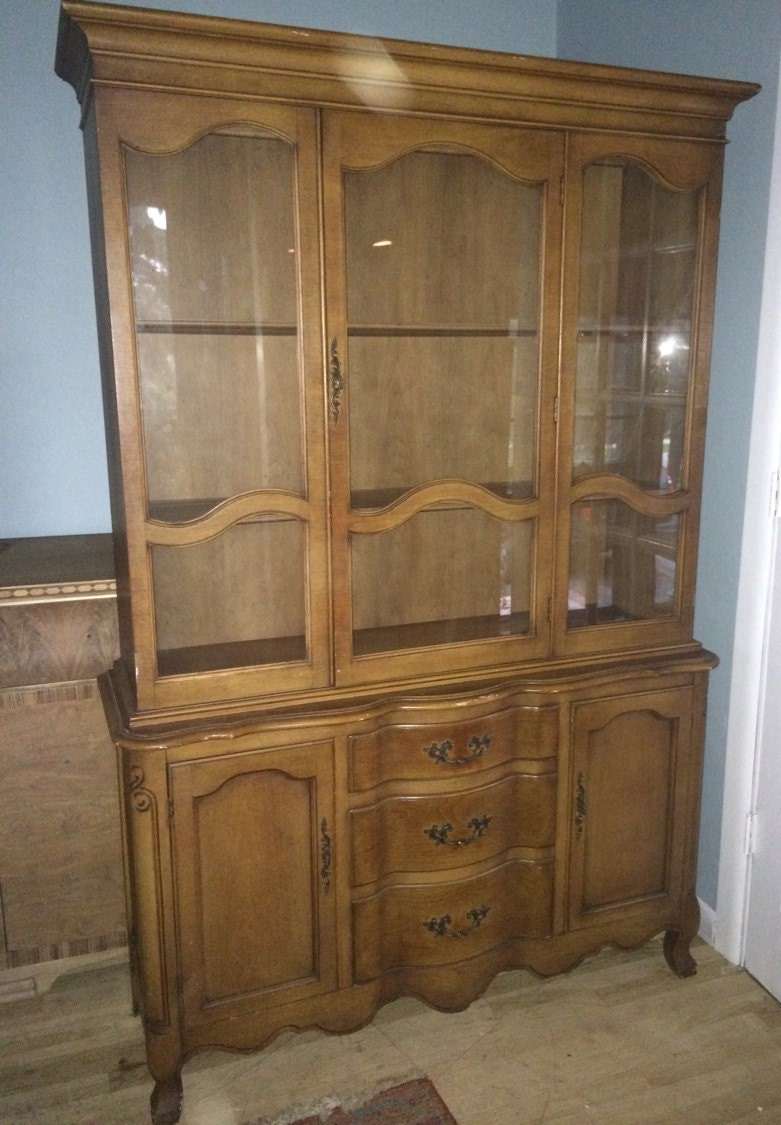 french provincial china cabinet provincial china cabinet ready for new by lavanttehome 15644