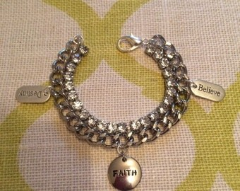 Daily Affirmations Bracelet