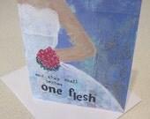 One Flesh (card)