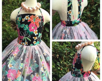 Girls Custom Boutique Dress