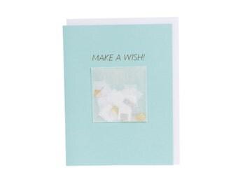 Make a Wish! Confetti Card™
