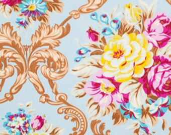 SALE 1/2 yard Maggie rose from circa by Jennifer Paganelli