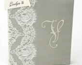 Handmade Wedding Album - Evelyn II