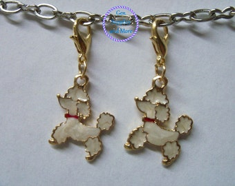 Dog Dangle For Floating Lockets   Memory Lockets   Floating charms   Dog Charm
