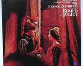 Romeo & Juliet Vinyl Soundtrack (1968) Franco Zeffirelli Nino Rota - Very Good Condition