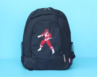 Power Ranger Backpack....full size