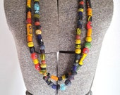 Vintage Mixed African Trade Beads