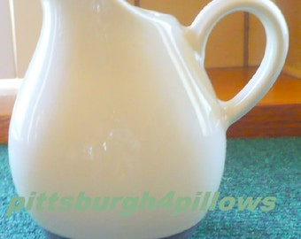 Pfaltzgraff - Mountain Shadow - Creamer - EUC - 8 Ozs. - Read Below