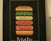 Burgertime Pattern