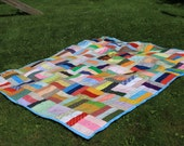 Vintage Hand-Tied Quilt